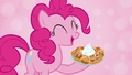 Pinkie Pie holding a funnel cake S7E2.png
