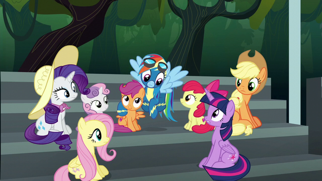 File:Twilight asks about the Wonderbolts Reserves S6E7.png