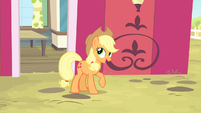 Applejack laughing S4E17