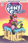 My Little Pony Deviations sub cover