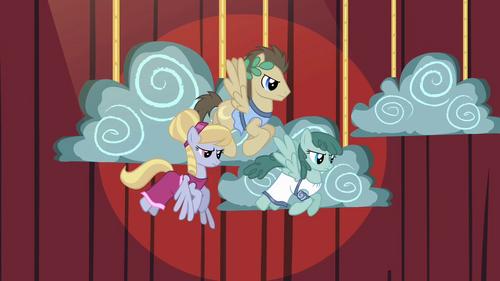Pegasus ponies S2E11