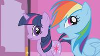 Rainbow 'She kind of is' S1E14