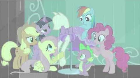 -Ukrainian- My Little Pony - Generosity Song - Reprise -HD-