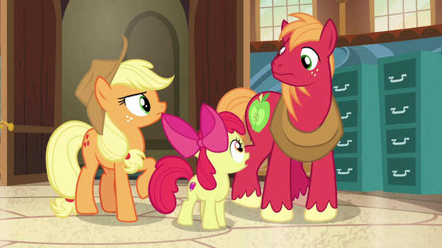 """File:Apple Bloom """"talk to both our grandparents"""" S7E13.png"""