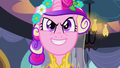 Chrysalis as Cadance 'care less about the dress' S2E26.png