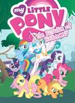 My Little Pony The Return of Harmony cover