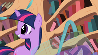 Twilight just about S2E10
