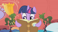 Twilight not in book S1E8