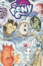 Comic issue 54 sub cover