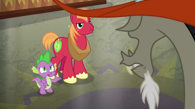 "File:Spike ""we wanna play our game"" S6E17.png"