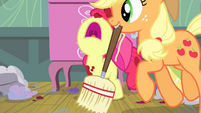 "Apple Bloom ""But I'm fine!"" S4E17"