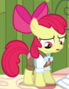 Apple Bloom too casual ID S3E4