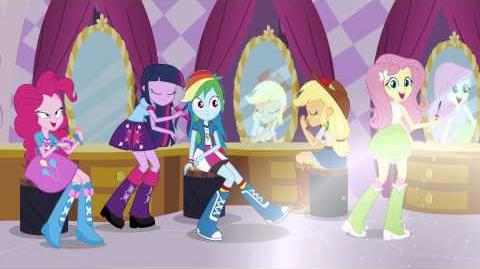 Equestria Girls- This Is Our Big Night (HD)