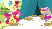 Orchard Blossom belching S5E17