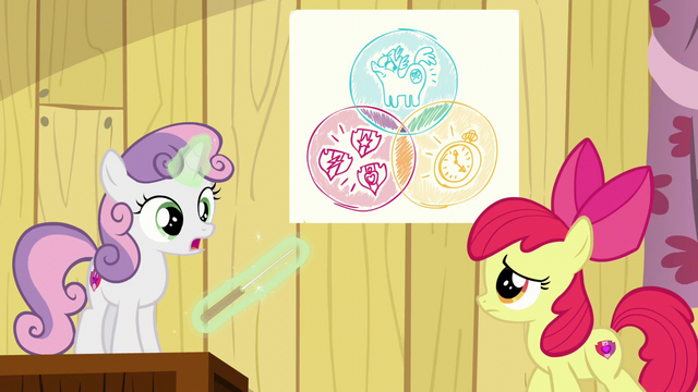 "File:Sweetie Belle ""do things anymore to get our cutie marks"" S6E4.png"