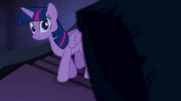 Twilight approaches Pony of Shadows S4E03