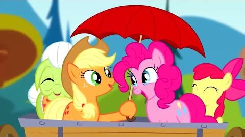 -Ukrainian- My Little Pony - Apples To The Core - Reprise -HD-