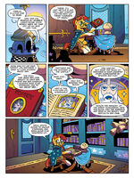 Legends of Magic issue 3 page 1