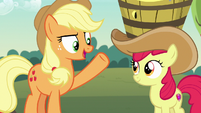 "Applejack ""what the pony community needs!"" S7E9"