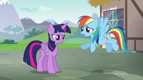 """Rainbow """"I don't think you're ever gonna get it"""" S5E22"""