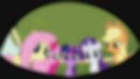 Rainbow Dash's blurry vision S2E16