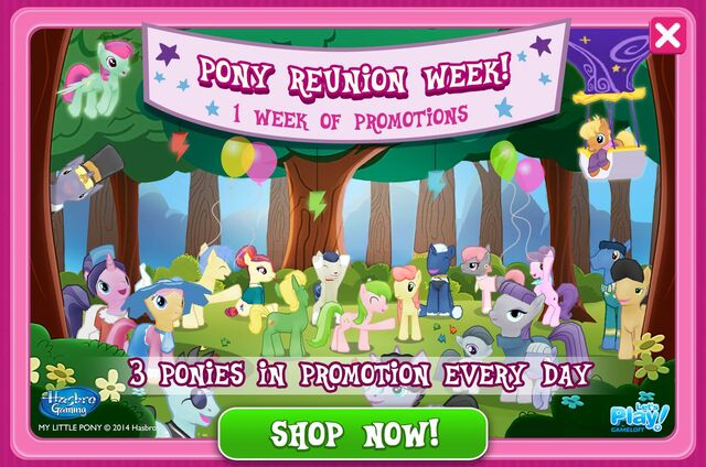 File:Pony Reunion Week promo MLP mobile game.jpg