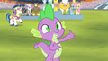 "Spike ""shall do the honor of singing"" S4E24.png"