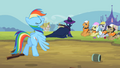Rainbow Dash 'Or should I call you Mare Do Slow' S2E08.png