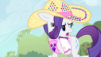Rarity 'If I can't convince him' S4E13