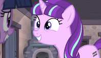 "Starlight ""how did you hear of our little village?"" S5E1"
