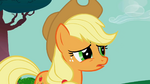 Applejack oh right that S1E14