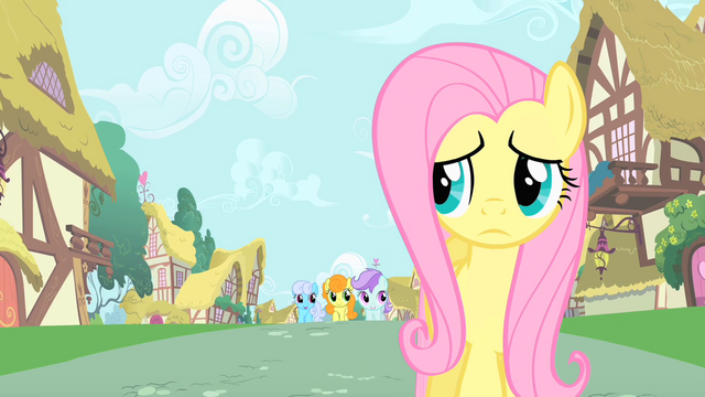 File:Fluttershy running away S1E20.png
