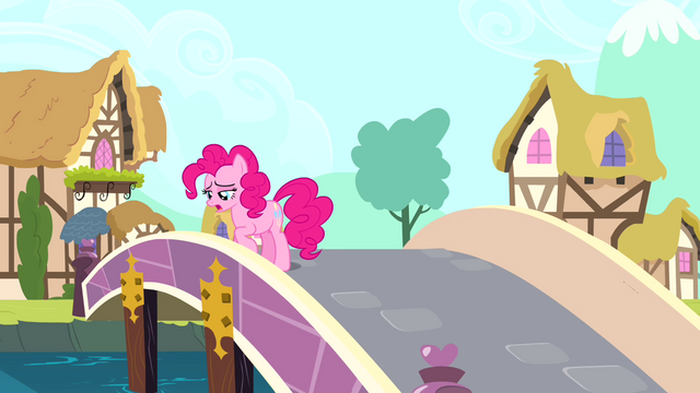 File:Pinkie Pie stepping onto a bridge S4E12.png