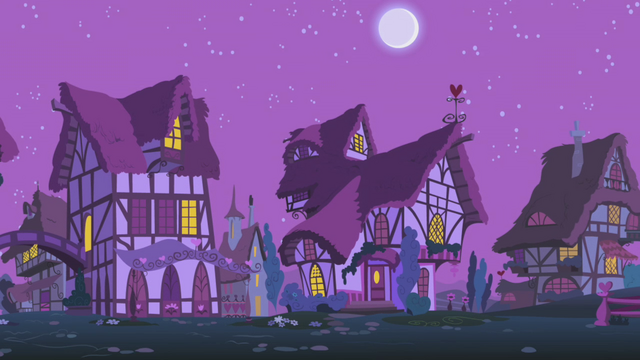 File:Ponyville at nighttime S1E06.png