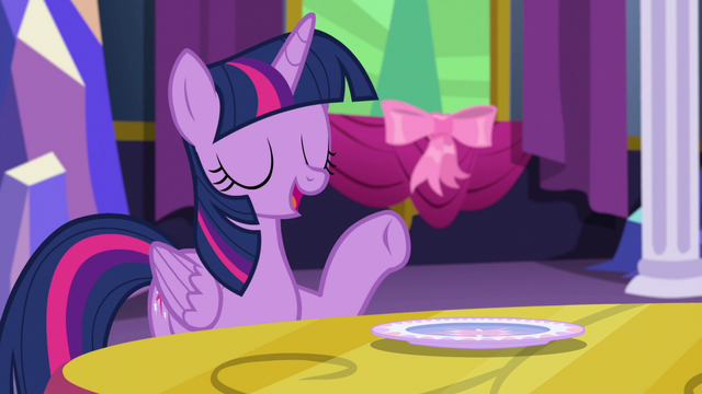 """File:Twilight """"we very carefully set the table"""" S06E06.png"""