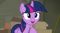 "Twilight ""I'm talking about myself"" S6E9"