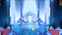 Crystal Castle Foyer 2 S3E12