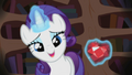 Flashback Rarity grateful for ruby S2E10.png