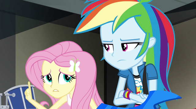 "File:Fluttershy chimes in ""I'm trying"" EG2.png"