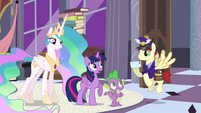 Mailpony with another letter S4E01