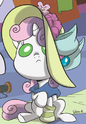 Micro-Series issue 3 baby Sweetie Belle