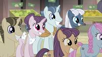 Ponies listening to Starlight S5E02