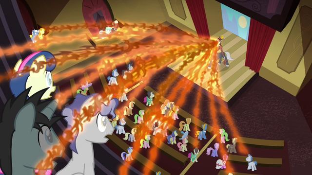 File:Tirek draining everypony in the auditorium S4E25.png