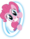 FANMADE Pinkie portal front by blackgryph0n-d3f93p8