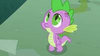 Spike smelly S1E25