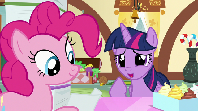 "File:Twilight Sparkle ""the salespony at the toy store"" S7E3.png"