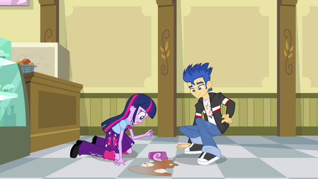 File:Twilight and Flash kneeling down EG.png