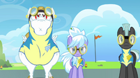 Bulk Biceps and Cloudchaser standing together S3E7