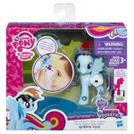 Explore Equestria Magical Scenes Rainbow Dash packaging