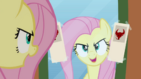 "Fluttershy ""This is the new me"" S2E19"